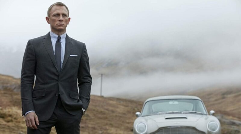 affordable James Bond inspired style