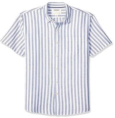 James Bond Thunderball Stripe Shirt Budget Style