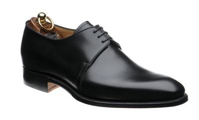 James Bond inspired dress shoe