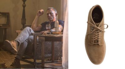 James Bond SPECTRE Suede Boots