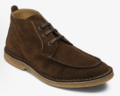 affordable alternative James Bond No Time To Die suede boots
