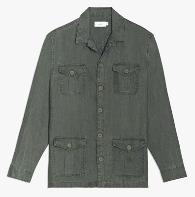 Affordable Roger Moore James Bond safari jacket
