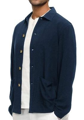affordable alternative James Bond No Time To Die blue jacket budget style