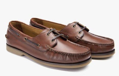 affordable alternative James Bond No Time To Die boat shoes topsiders