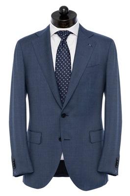 Roger Moore James Bond inspired blue suit affordable alternative