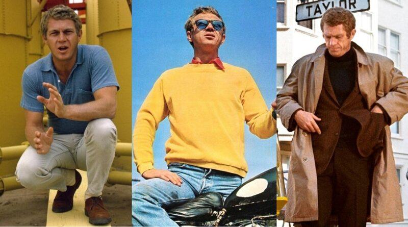 Steve McQueen spring style