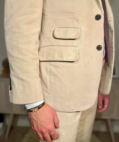 Studio Suits corduroy suit jacket review