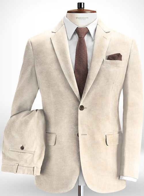 James Bond No Time To Die corduroy suit affordable alternative