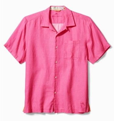 James Bond Thunderball Pink Shirt Budget Style