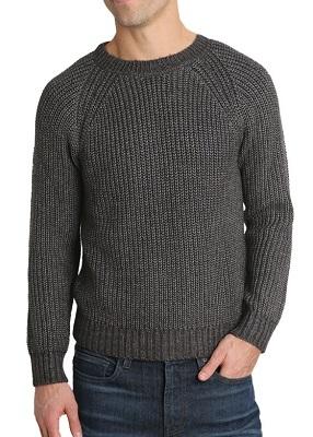 James Bond sweater budget style