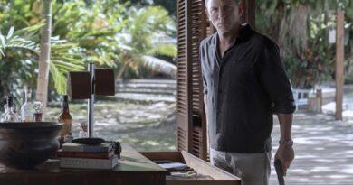No Time To Die James Bond Jamaica House