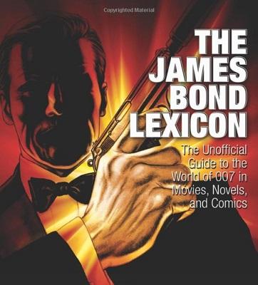 The James Bond Lexicon book