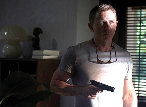 Daniel Craig James Bond No Time To Die Jamaica House