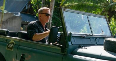 No Time To Die James Bond Jamaica Style