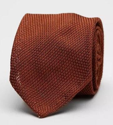 James Bond SPECTRE knit tie affordable alternative