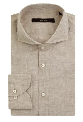 James Bond No Time To Die linen shirt budget style find