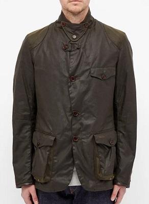 James Bond Skyfall Barbour Jacket