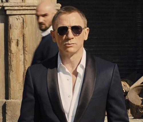 Daniel Craig James Bond Skyfall sunglasses