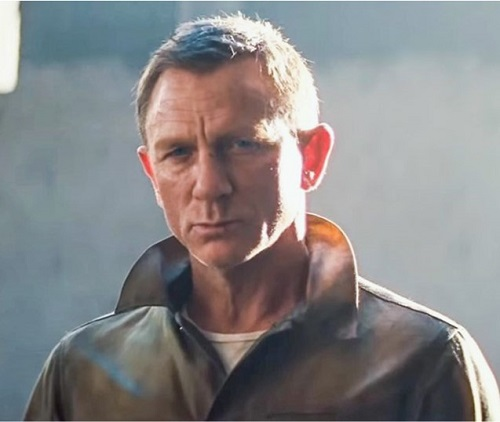 James Bond No Time To Die Rogue Territory Supply Jacket