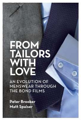 From Tailors With Love James Bond book