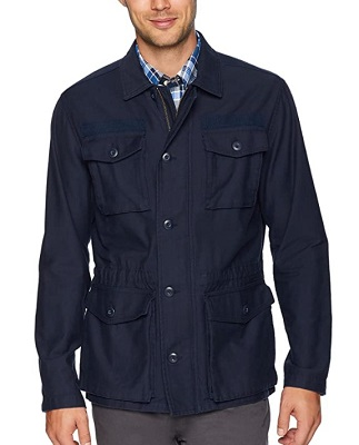 James Bond Roger Moore Safari jacket affordable alternative