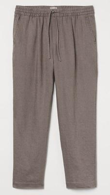 James Bond Casino Royale Linen Pants budget style