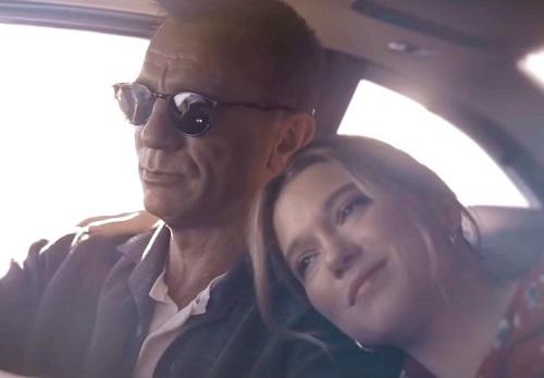 Daniel Craig James Bond No Time To Die Barton Perreira Norton Sunglasses