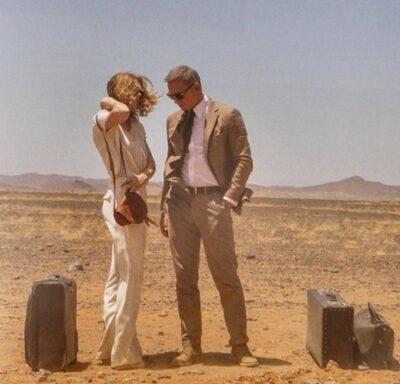 Daniel Craig James Bond SPECTRE linen blazer
