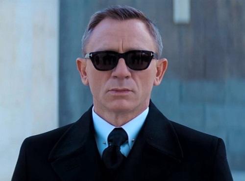 Daniel Craig James Bond SPECTRE Tom Ford Snowdon sunglasses