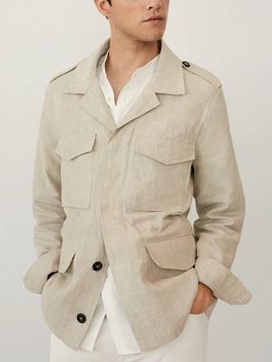 Roger Moore James Bond Safari Jacket Affordable Alternative