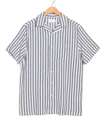 James Bond Thunderball camp shirt affordable alternative