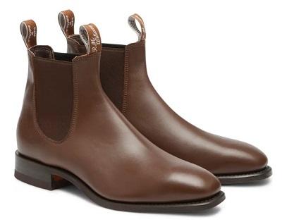 Daniel Craig R.M. Williams Boots