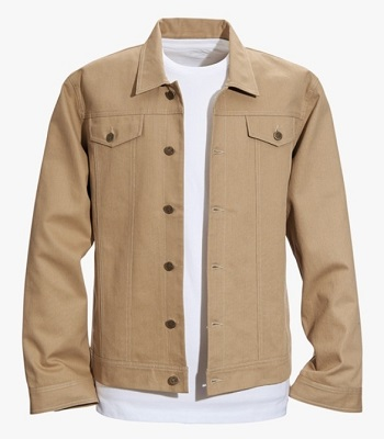 James Bond No Time To Die waxed jacket affordable alternative