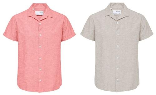 Sean Connery James Bond Thunderball camp collar shirt affordable alternative