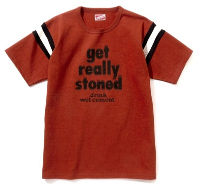 Vintage Paul Newman Get Really Stoned tshirt