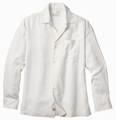 Pierce Brosnan James Bond Die Another Day white linen shirt budget alternative