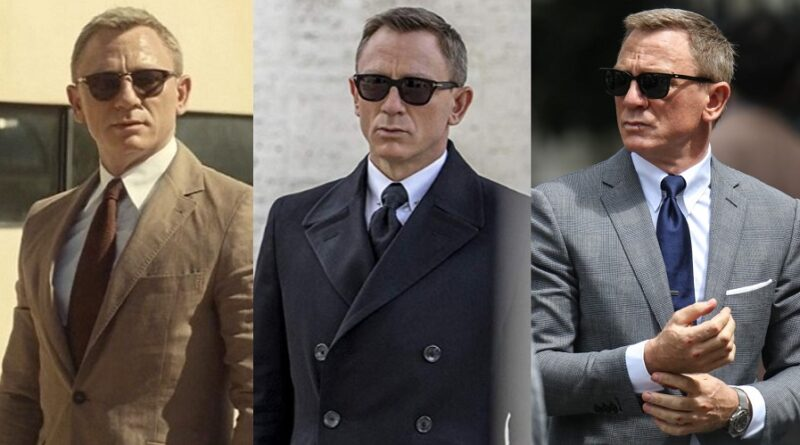 Top James Bond Sunglasses
