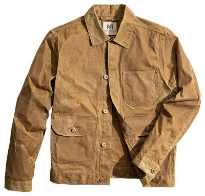 No Time To Die James Bond Waxed Trucker Jacket affordable alternative