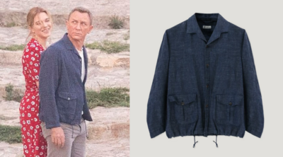 4 Ways To Wear the No Time To Die Matera Jacket