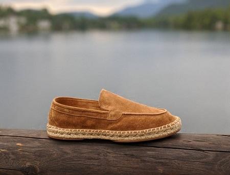 Aurélien Suede Beachside Loafer