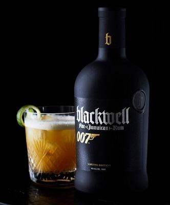 James Bond 007 Blackwell Rum No Time To Die