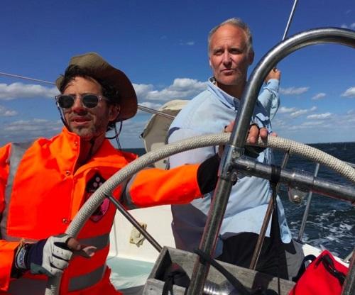 New York Sailing Center Captain Stephen Glenn Card