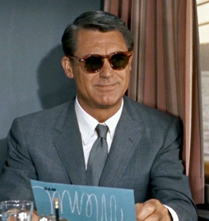 Cary Grant North by Northwest Sunglasses