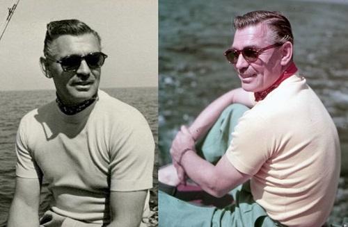 Classic Hollywood Clark Gable