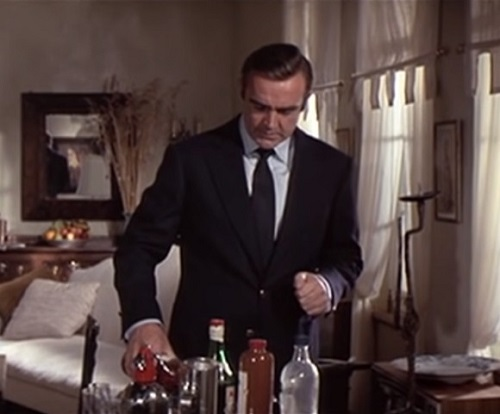 Father's Day Gift Guide for the Bond Fan barware