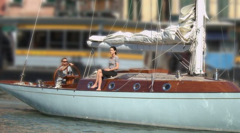 Summer of Adventure Learn to Sail James Bond Casino Royale