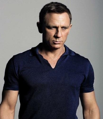 Daniel Craig James Bond SPECTRE Tom Ford polo