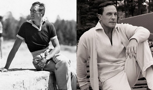 Golden Age of Hollywood Style Icons Gary Cooper Gene Kelly