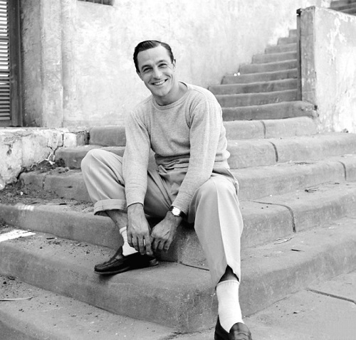 Style Icons Gene Kelly penny loafers