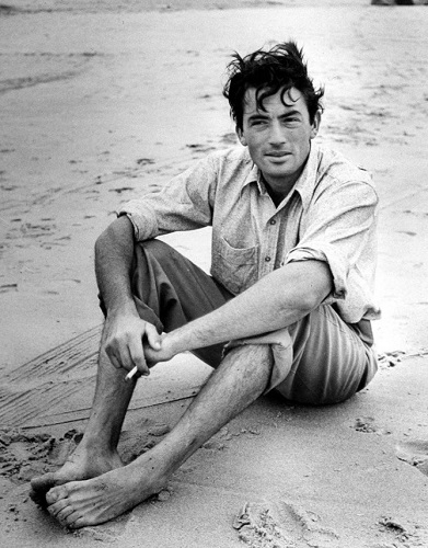 Menswear Summer Style Icon Gregory Peck